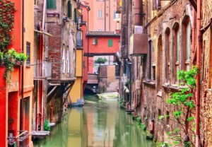 canale delle moline a bologna