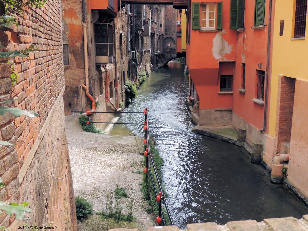Bologna 21 luglio 2017 ore 10 acque nascoste in citt alla ricerca di canali e condutture - Bologna finestra sul canale ...