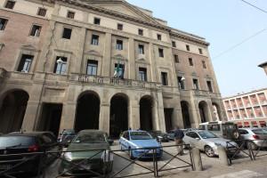 050312 - Esterni Questura di Bologna in piazza Galileo - polizia - foto Nucci/Benvenuti